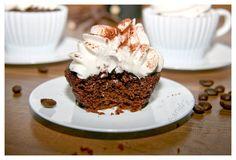 Schoko-Kaffee-Cupcakes