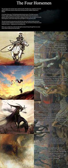 The Four Horsemen - Imgur