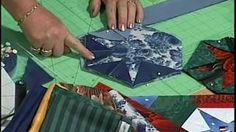 Potholders and Kitchen Quilts with Kaye Wood.mov, via YouTube. http://www.youtube.com/watch?v=XcJT14IPsm8