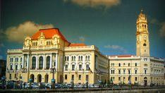 Nagyvárad - eklektische Architektur 1903 von Rimánoczy Kálmán jr. Firefighters, The Wiz, Palace, Places To Visit, Tower, City, Building, Travel, Architecture
