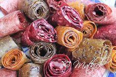 Matkick: Fruktremmar – godis för den kräsna English Bread, English Food, Healthy Candy, Healthy Snacks, Fruit Roll Ups, Salty Cake, Raw Desserts, Homemade Candies, Happy Foods
