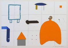 元永定正 《ひだりうえに ぐりーんのぎざぎざ》1984 Japanese Illustration, Illustration Art, Illustrations, Misaki Kawai, Design Art, Graphic Design, Elements And Principles, Japanese Design, Paint Designs
