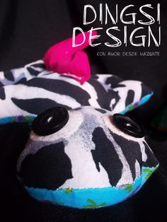 DIngsidesign. Peluches hecho a mano con amor desde Mazunte. dingsidesign@gmail.com