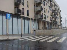 Parque de estacionamento Low Cost abriu no primeiro dia de 2014