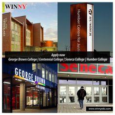 Study in Toronto – The most preferred student destination  #GeorgeBrownCollege│ #CentennialCollege  #SenecaCollege │ #HumberCollege
