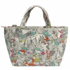 Paperchase Woodland tote bag