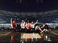 exo-L's dream to be part of silver ocean