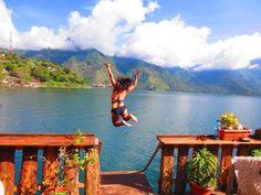 Hostel Fe in San Pedro La Laguna, Guatemala - Lonely Planet Lake Atitlan, Fes, Hostel, Central America, Lonely Planet, Best Hotels, Scenery, Adventure, Travel