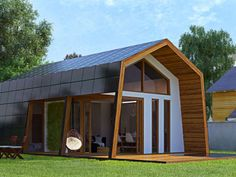 Ecokit's modular prefab cabins are sustainable and arrive flat packed - Curbed