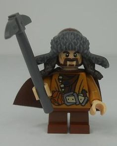 Bofur the Dwarf LEGO The Hobbit Minifigure