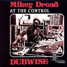 Mikey Dread: Down & Dubwise - The Audiophile Man Vinyl Music, Lp Vinyl, Vinyl Records, Reggae Music, Rasta Music, Best Buy Store, Music Images, The Dj, The Clash