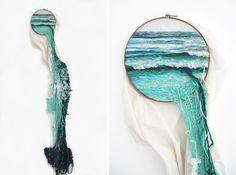 now contemporary art  nowcontemporaryart.com/profile_work.php?id=54 Artist is Ana Teresa Barboza