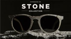 The Stone Collection by Shwood.