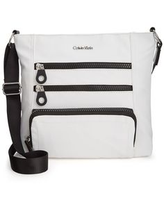 Calvin Klein Nylon Crossbody Calvin Klein Handbags, Cross Body Handbags, Handbag  Accessories, Totes 72f8e78e21