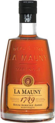 Rhum La Mauny