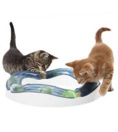Senses Circuito de Juego para gatos || Disponible en http://www.tiendanimal.es/senses-circuito-juego-para-gatos-p-4772.html