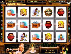 Игровой автомат Lucky Drink на реальные деньги Веселый паб с богатым ассортиментом напитков и развлечений откроет свои двери гемблерам казино Вулкан в слоте Lucky Drink. Простые правила игры, дополненные бонусными предложениями от разработчика Igrosoft, позволят проводить