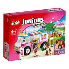 Emman jäätelöauto, Lego Juniors (10727)