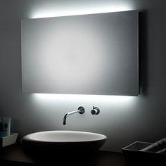 (4) Fancy - LED Wall Bathroom Mirror
