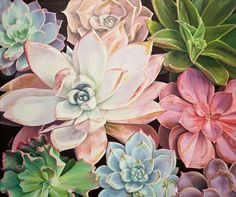 Painting by Joseph Genova