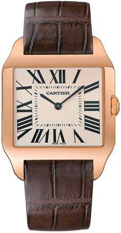 Cartier Santos Quartz Price