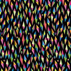 Backgrounds HD Multi-Color Pop Art Effect Skulls Wallpaper for iPad 4