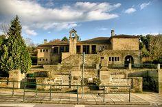 Provalvelmente é a escola mais bonita de Portugal e fica em Faiões - Chaves Escola Primária de Faiões
