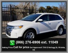 2012 Ford Edge SEL SUV   Rear Stabilizer Bar: Regular, Leather/Chrome Shift Knob Trim, Fuel Type: Regular Unleaded, Transmission Hill Holder, Independent Front Suspension Classification,