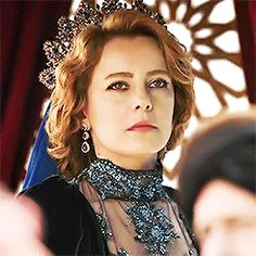 "Hümaşah Sultan - Magnificent Century: Kösem - ""Secrets in the Shadows (Sirlrarin Gölgesinde)"" Season 1, Episode 17"