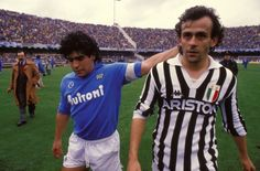 #maradona #platini #legendsallovertheplace