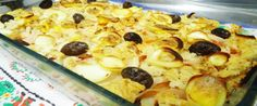 Foto - Receita de Salada Quente de Bacalhau!