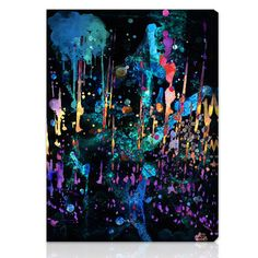 Fluorescent Palace Sugar Lips Photographic Print on Canvas Size ...