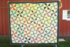 Missouri Troubles Quilt Pattern *printed pattern*