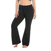 abdf54b6ad1 Plus Size FILA SPORT Core Essentials Focus Fitness Yoga Pants Yoga Pants  For Work