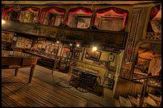Bird Cage Theatre (Tombstone, AZ)