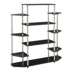 """Found it at Wayfair - Designs 2 Go Wall Unit 51.13"""" Accent Shelves"""