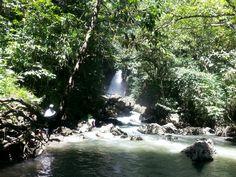 Air Tona di kampong Nuniali !