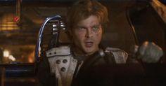 Star Wars Episode Iv, Episode Vii, Alden Ehrenreich, At Rt, At At Walker, Star Wars Love, Battle Tank, The Empire Strikes Back, Han Solo
