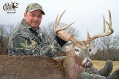 Oak Creek Whitetail Ranch: The World's Premier Fair Chase Whitetail Hunting Preserve! Book your hunt today!  www.oakcreekwhitetailranch.com