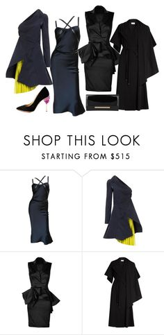 """""""like"""" by dodo85 on Polyvore featuring Christian Dior, Thomas Tait, Marchesa, Lemaire and Jimmy Choo"""