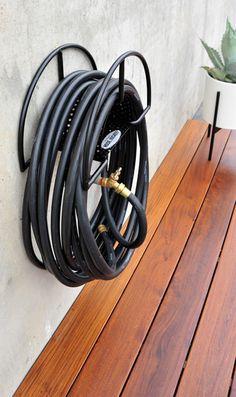 Black hose