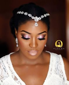natural wedding hairstyles 99 Excellent Wedding Makeup Ideas For Women 2019 You Must Have Wedding Makeup Tips, Wedding Makeup Artist, Bride Makeup, Wedding Beauty, Black Brides Hairstyles, Natural Wedding Hairstyles, Bride Hairstyles, Black Bridal Makeup, Sparkly Makeup