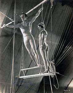 Alfredo Codona & Vera Bruce (1932)