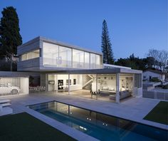 Gallery of Dual House / Axelrod Architects + Pitsou Kedem Architects - 3