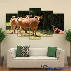 Tarentaise Cattle