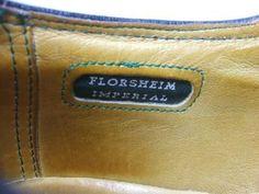 1996年9月製 CORDOVAN【FLORSHEIM】IMPERIAL PLAINTOE MADE IN USA コードバン フローシャイム インペリアル プレーントゥ Leather Shoes, Marc Jacobs, Bags, Fashion, Leather Dress Shoes, Handbags, Moda, Leather Boots, Fashion Styles