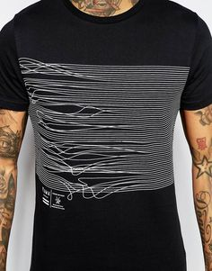 Image 3 of Friend or Faux Frequency T-Shirt Back Print