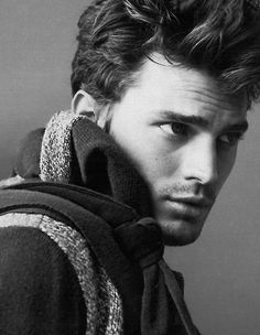 Jamie Dornan. <3 irish men im tellin ya. And this guy was awesome in the show The Fall.