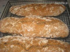 Ražné pečivo so semiačkami (fotorecept) - Recept Ale, Bread, Food, Basket, Ale Beer, Brot, Essen, Baking, Meals