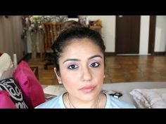 5 Product Makeup Challenge + GIVEAWAY | Debasree Banerjee - YouTube